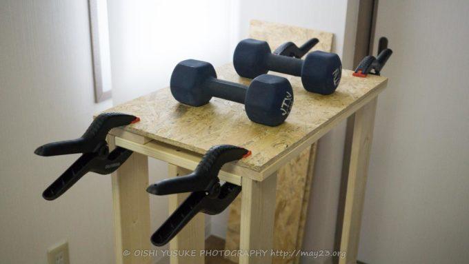 側板を圧着する方法