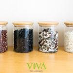 [アクアレビュー]コトブキ天然砂利『和彩』を4種比較してみました